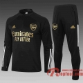 Arsenal Survetement Foot Noir 20 21 B432