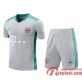 Bayern Munich Maillots foot Gardiens de but Light gray 20 21