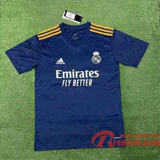 Real Madrid Maillots foot Exterieure du Version fuite 21-22