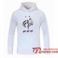 France Sweatshirt Foot blanc 20 21 S32
