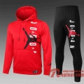 Air man Sweatshirt Foot Air man rouge 20 21 S37