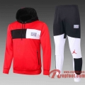 Air man Sweatshirt Foot Air man rouge 20 21 S39