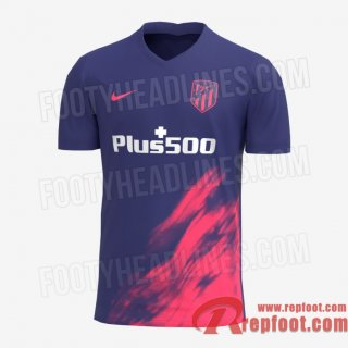 Atletico Madrid Maillot Foot Exterieur Version Fuite 21 22