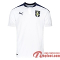 Serbia Maillot Foot Exterieur 20 21