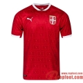 Serbia Maillot Foot Domicile 20 21