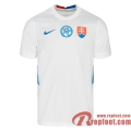 Slovakia Maillot Foot Exterieur EURO 2020