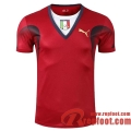Retro Maillot de Foot Italie Gardien de But Rouge Coupe du Monde 2006
