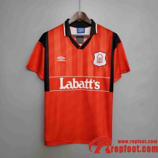 Retro Maillot de foot Nottingham Forest 94/95 Rouge