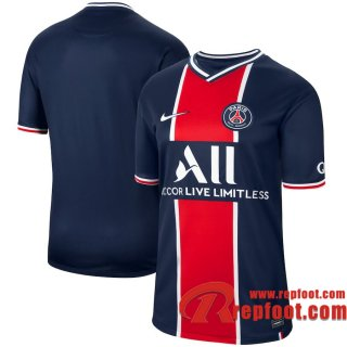 Paris Saint Germain Maillot de Domicile 2020-21