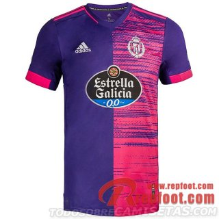 Real Valladolid Maillot de Exterieur 2020-21