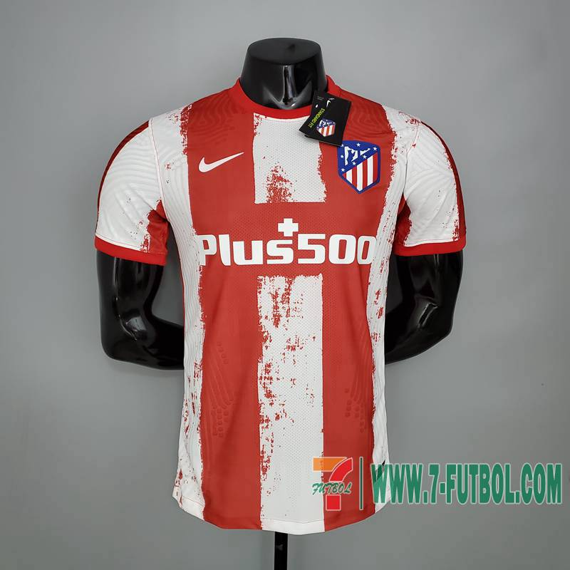 Atletico Madrid Maillots foot domicile Version fuite 21-22